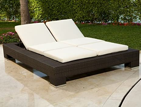 Source Outdoor King Chaise Lounge Chair, Standard