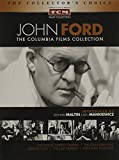 DVD : John Ford: The Columbia Films Collection, The Whole Town's Talking / The Long Gray Line / Gideon's Day / The Last Hurrah / Two Rode Together