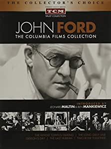 Bob Bowen Ford >> Amazon.com: John Ford: The Columbia Films Collection, The Whole Town's Talking / The Long Gray ...