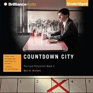 Countdown City Hörbuch