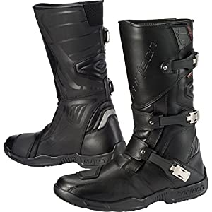 Cortech Accelerator XC Men's Riding On-Road Motorcycle Boots - Black / Size 10