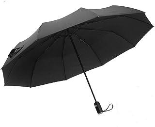 MMTC Parapluie Parapluie Pliant Parapluie De Voyage Compact à L'épreuve du Vent Parapluie Automatique Indestructible - Parapluie économique
