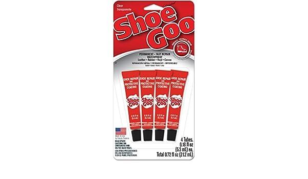 Amazon.com: Shoe Goo 5510110 Mini Adhesive , 0.18 fl. oz. by Shoegoo: Home & Kitchen