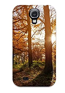 6135228K31510403 Durable Protector Case Cover With Autumn Hot Design For Galaxy S4