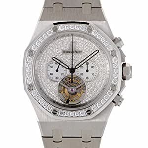 Audemars Piguet Royal Oak Tourbillon mechanical-hand-wind mens Watch (Certified Pre-owned)