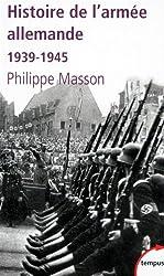 Histoire de l'armée allemande