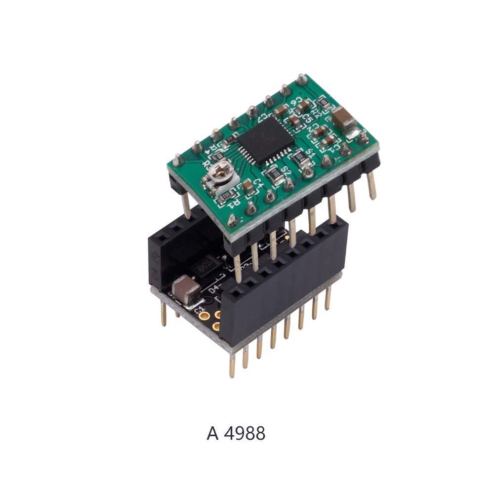 Accesorios de placa base para impresora 3D, FYSETC, partes de ...