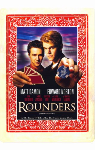 (Rounders 11 x 17 Movie Poster - Style)