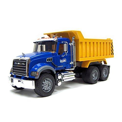 (Bruder Mack Granite Dump Truck)