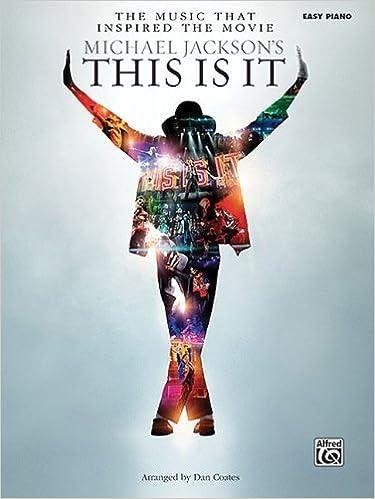 Michael Jackson's This Is It by Jackson, Michael, Coates, Dan (2010)