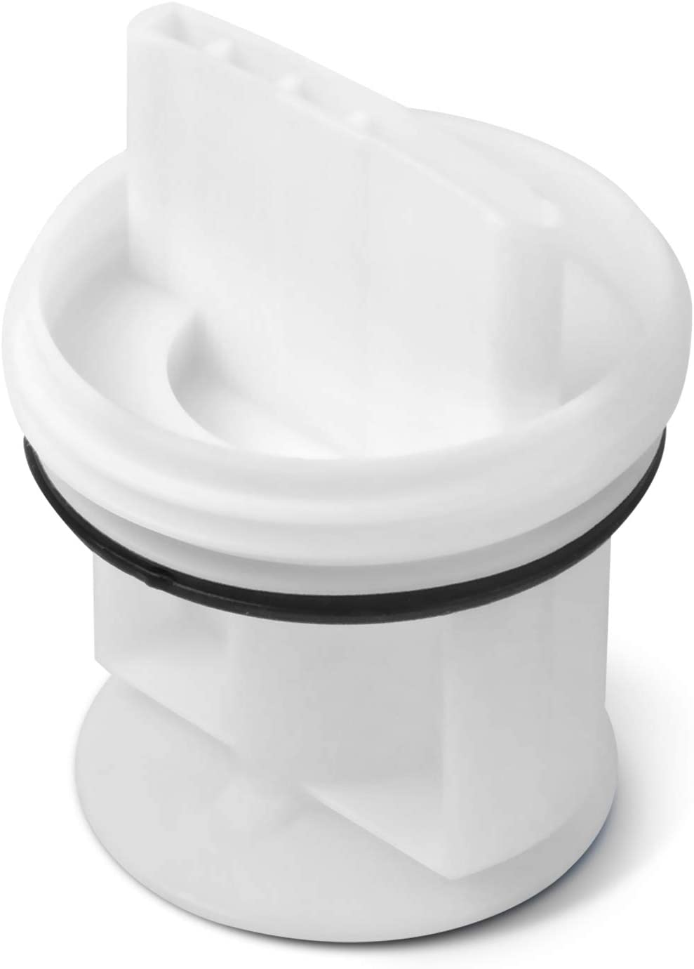 Colador de pelusas para bomba de desagüe de lavadora, Bosch, Siemens, Balay, Zelmer, como 00605010, 605010, 00602008, 602008