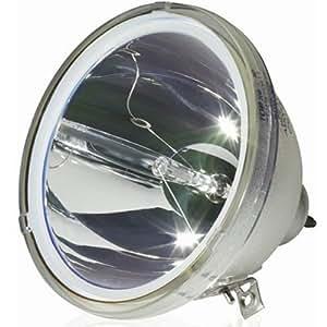 Alda PQ Original, TV Lámpara de proyector para OPTOMA RD65A TV Proyectores, lámpara de marca con PRO-G6s viviendas