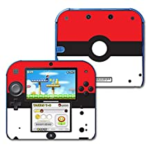 MightySkins Skin for Nintendo 2DS - Battle Ball | Protective, Durable, and Unique Vinyl Decal wrap Cover | Easy to Apply, Remove, and Change Styles | Made in The USA