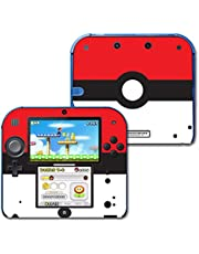MightySkins Skin Compatible with Nintendo 2DS - Battle Ball | Protective, Durable, and Unique Vinyl Decal Wrap Cover | Easy to Apply, Remove, and Change Styles | Made in The USA