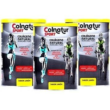 Colnatur - PACK 3U COLNATUR SPORT LIMON