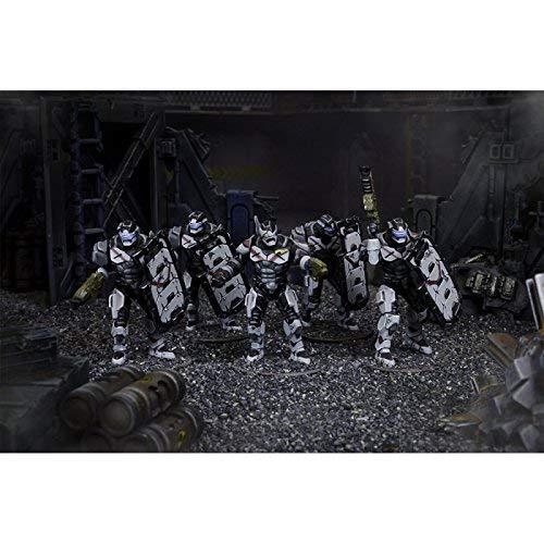 Warpath Universe Enforcers Defender Team Mantic Games MGWPE305