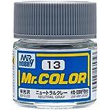 Mr. Color 13 Neutral Gray Semi Gloss