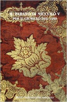 Book Parato di Niccolò V per il giubileo del 1450