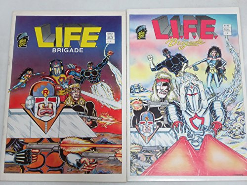 LIFE BRIGADE (1986 BC) 1-2 THE SET!