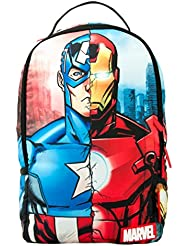 Sprayground Unisex Marvel Civil War Backpack Assorted