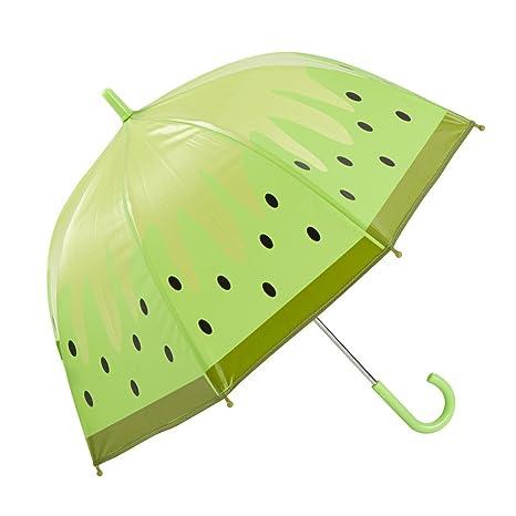 Gotta Parapluie Transparent pour Enfant - Résistant au Vent Kiwi Paraguas clásico, 62 cm,