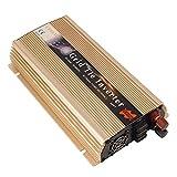 Mars Rock 1000W Grid Tie Micro Solar Inverter, 20-50VDC to 90-140VAC MPPT Pure