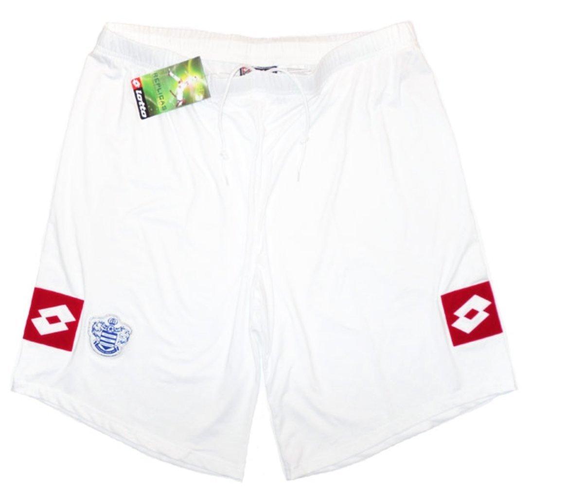 2013-14 QPR Home Shorts BOYS Lotto