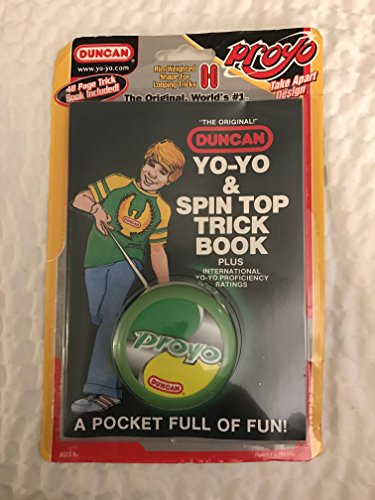 (Duncan ProYo Yo-Yo with Booklet (Colors may)
