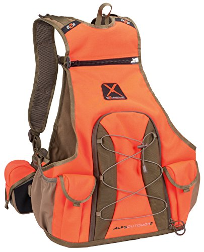 ALPS OutdoorZ Extreme Upland Game Vest, One Size (Best Upland Hunting Strap Vest)