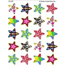 Teacher Created Resources Fancy Stars Stickers (5179)