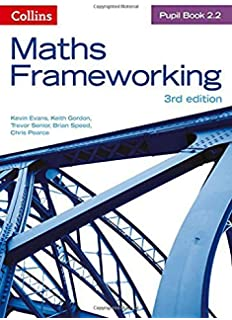 KS3 Maths Pupil Book 2.2 (Maths Frameworking)