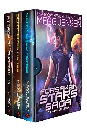 Forsaken Stars Saga: Attack on Phoenix, Scattered Ashes, and Revenants Rising cover