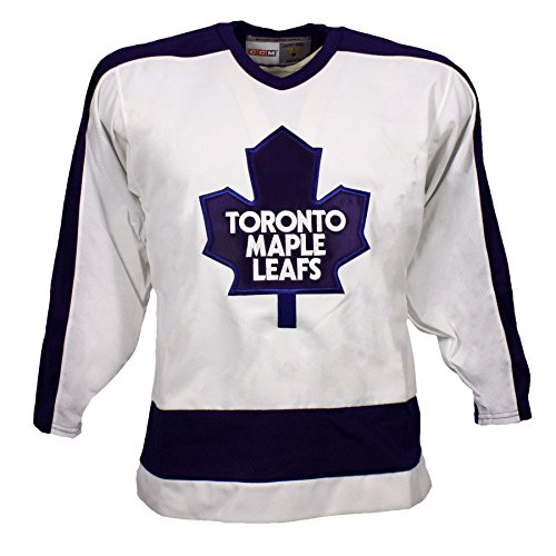 CCM Toronto Maple Leafs Vintage Replica Jersey 1978 (Home) - Large -