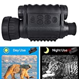 Best Infrared Cameras - Night Vision Monocular, HD Digital Infrared Thermal Camera Review