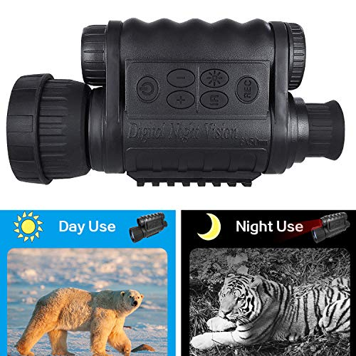 Night Vision Monocular HD