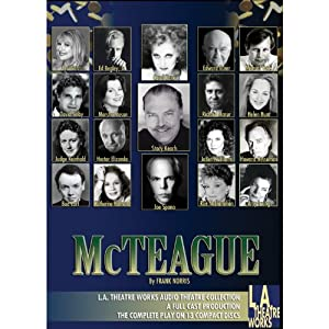 McTeague (Dramatized) Performance