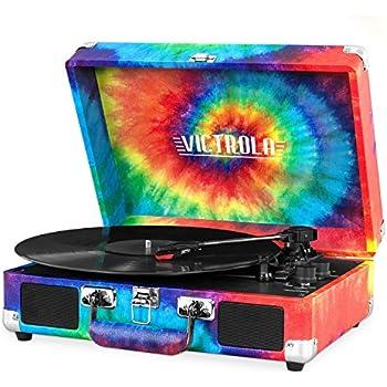 Amazon.com: Sylvania Turntable Record Player with USB ...