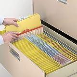 Smead Pressboard Classification File Folder with