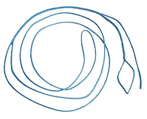 Ymiss Set of 2 UHMWPE Blue Hammock Whoopie Slings Adjustable Camping Ropes by Ymiss