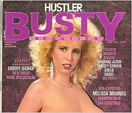 Melissa mounds hustler