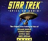 Star Trek: Epics on Audio, Three Original Stories