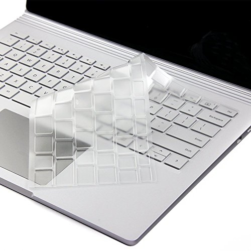 Book Cover Layout Keyboard : From usa ★ jrc ultra thin clear transparent keyboard