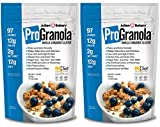 ProGranola 12g Protein Cereal Vanilla Cinn (Paleo : Low Net Carb : Gluten Free : Grain Free) (2 Pack)