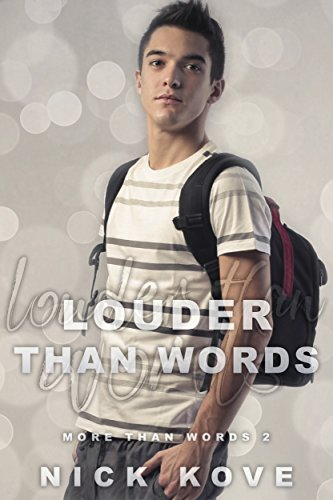 Louder Than Words (More Than Words Book 4)
