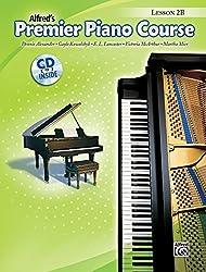 Premier Piano Course: Lesson 2B --- Piano - Alfred --- Alfred Publishing