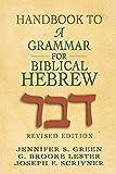 Handbook to A Grammar for Biblical Hebrew