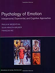 Psychology of Emotion: Interpersonal, Experiential and Cognitive Approaches