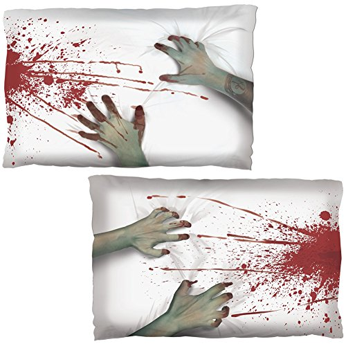 zombie attack bed covers - 2