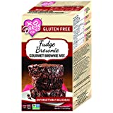 XO BAKING Gluten Free Fudge Brownie Mix 481g