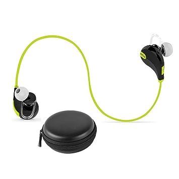 Koowheel Auriculares inalámbricos con micrófono estéreo Bluetooth Auriculares de deporte outdoor Running antitranspirante Auriculares Bluetooth para